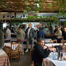 Good atmosphere by Jose Maria Vidal Sanz - City,  Street & Park  Markets & Shops ( travel, colors )