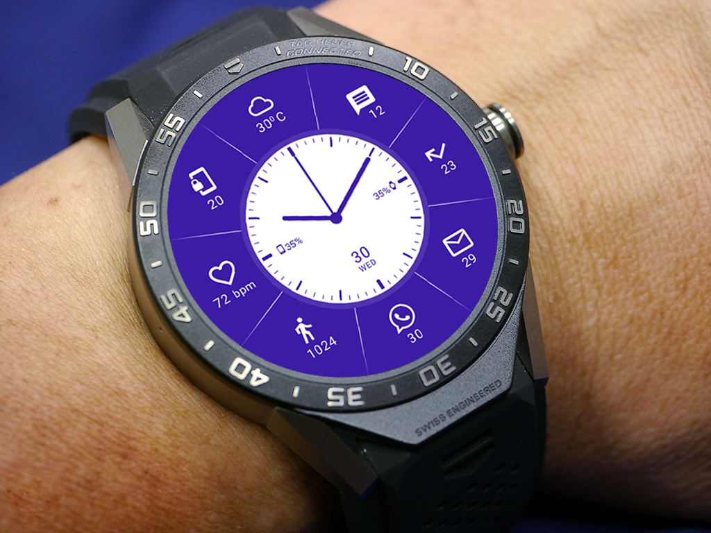 Tailor-Made Watch Face Screenshot 6