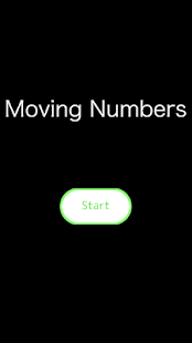 Moving Numbers - screenshot