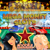 MEGA Money Slots PAID icon