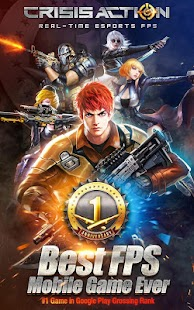 Game Crisis Action-Best free FPS version 2015 APK