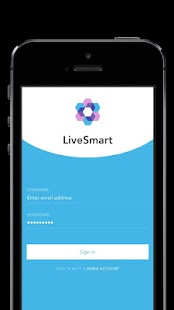 LiveSmart - screenshot