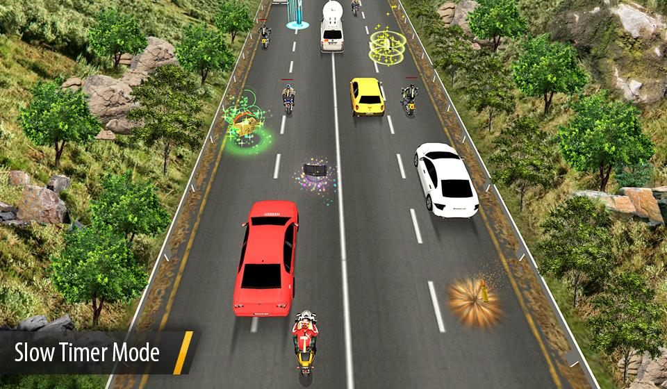 Bike Attack Race : Stunt Rider Screenshot 1