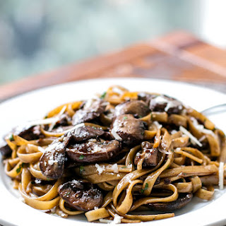 Balsamic Mushroom Pasta Recipes
