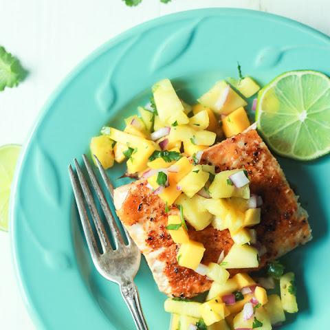 Mahi Mahi Mango Recepten | Yummly