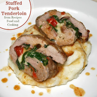 Stuffed Pork Tenderloin With Cheese Recipes