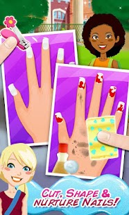High School Nail Art & Salon - screenshot
