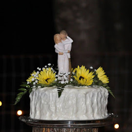 Wedding Cake Topp by Terry Linton - Wedding Other