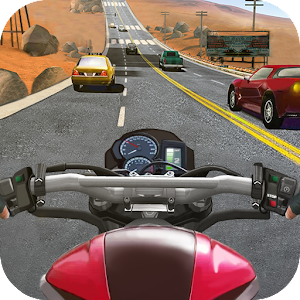 Moto Traffic Rider For PC