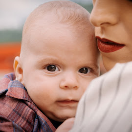 Deep look by Klaudia Klu - Babies & Children Babies