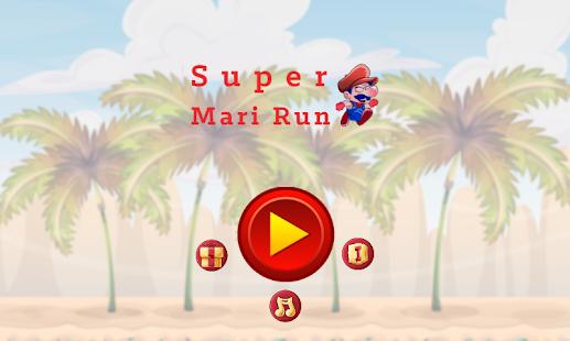 Game Super Mari Run 1.1 APK for iPhone