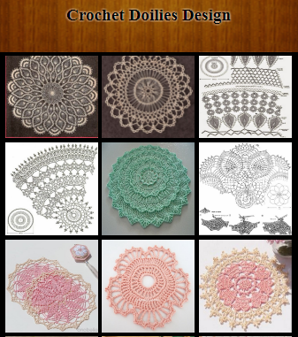 Crochet Doilies Design