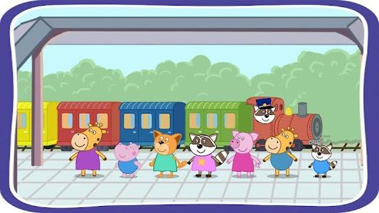 Baby Railway-Train Adventure APK
