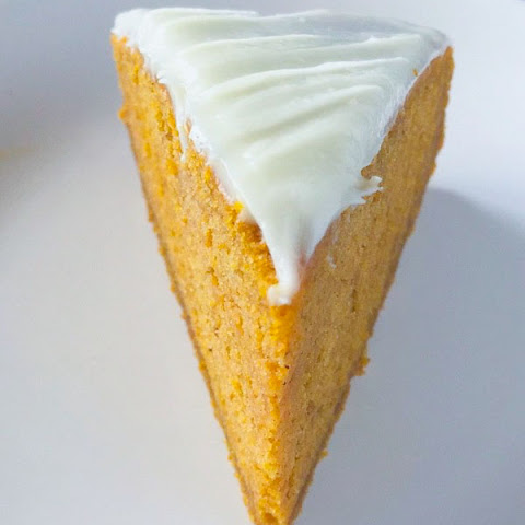 The World's Easiest Gluten-Free Pumpkin Spice Cake