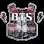 Fan Art Wallpaper of BTS