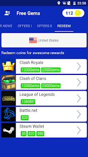 App Free Gems For Clash Royale Joke App - Prank APK for Windows Phone