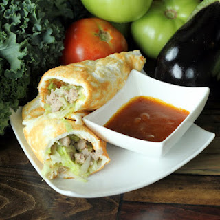 Wheat Egg Roll Wrappers Recipes