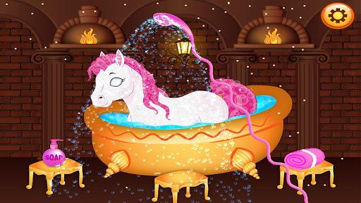 Baby Pony Salon - screenshot