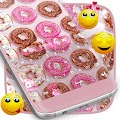 App Chocolate Donuts Keyboard APK for Kindle