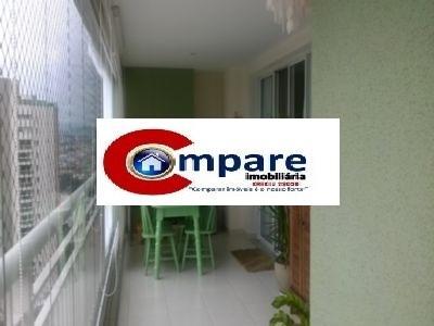 Apto 2 Dorm, Centro, Guarulhos (AP3794)