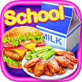 School Lunch Food Maker! APK for Bluestacks
