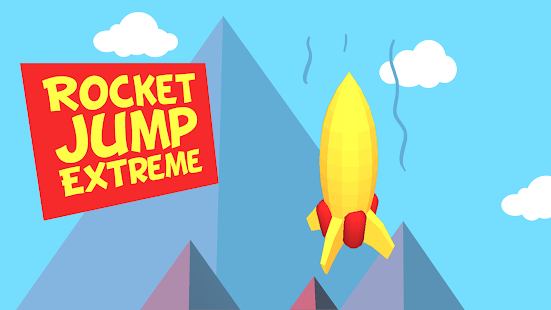 Rocket Jump Extreme - screenshot