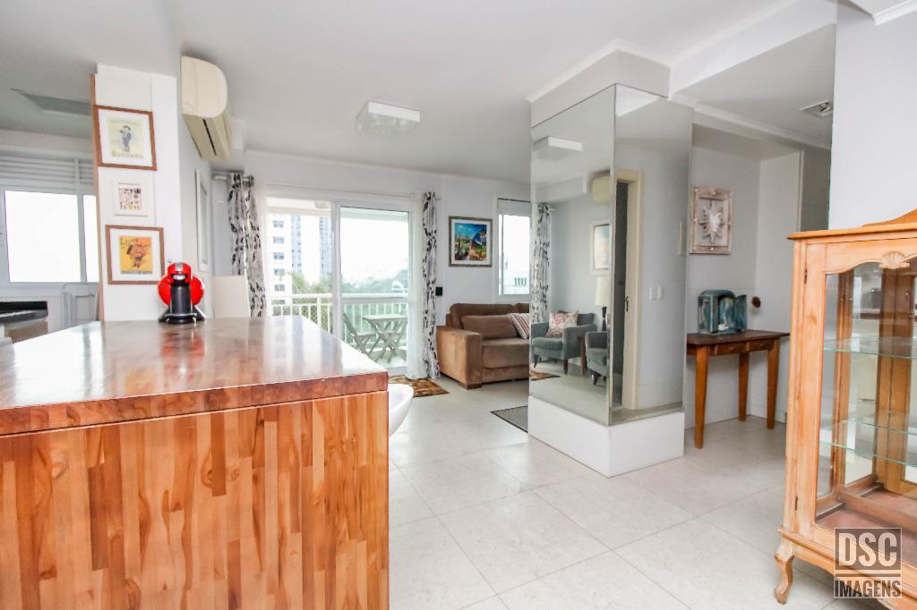 Apartamento 1 dormitório Mobiliado proximo ao Iguatemi