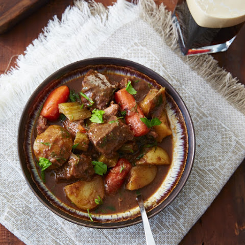 Simple Beef Stew with Brown Ale