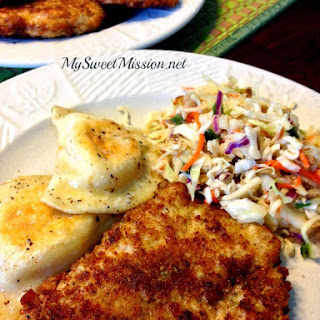 Crispy Pan Fried Pork Chops