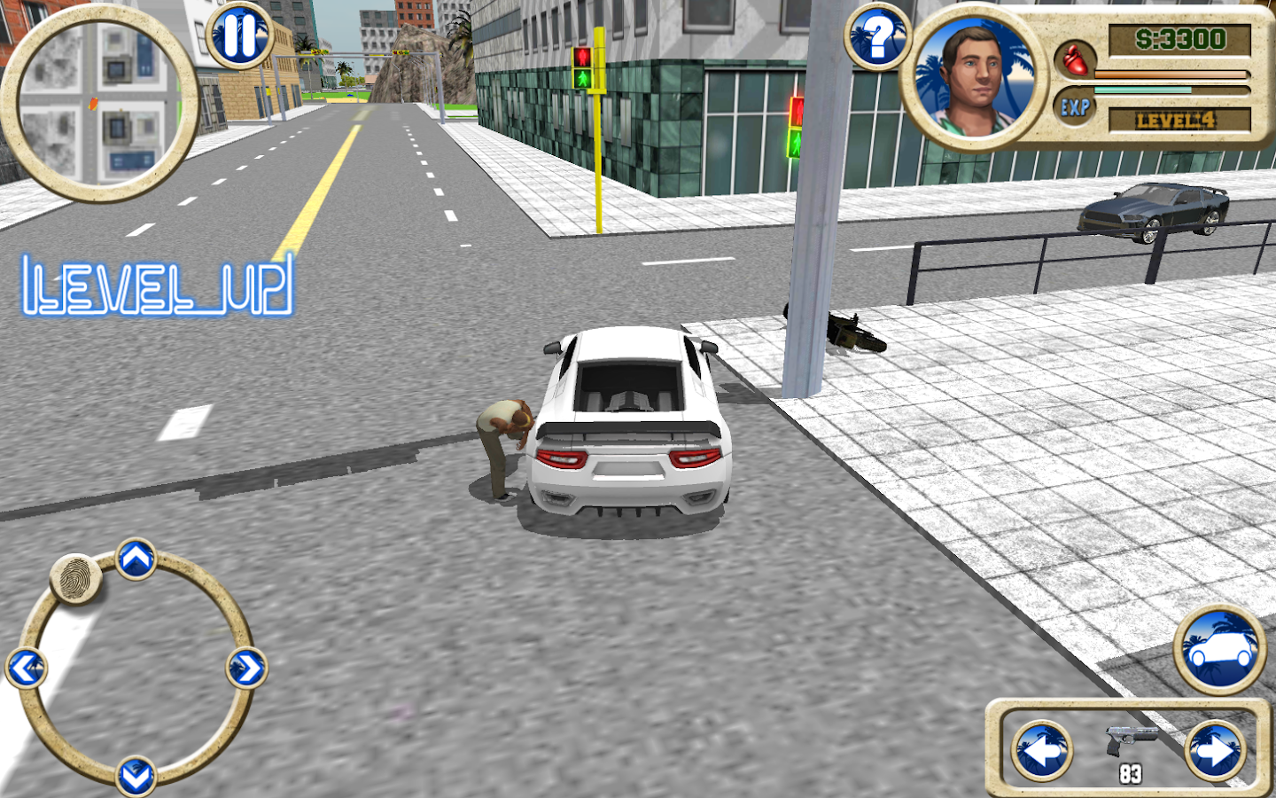 Miami Crime Simulator 3 Screenshot 1