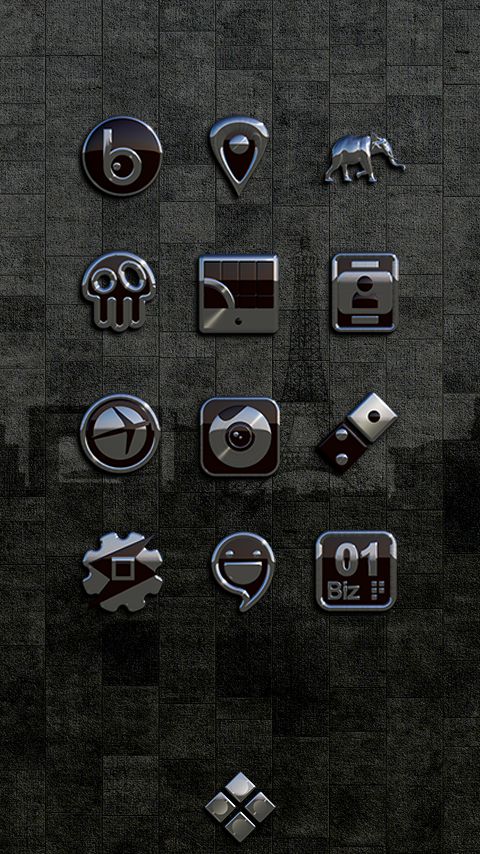 PARIS Icon Pack Screenshot 1