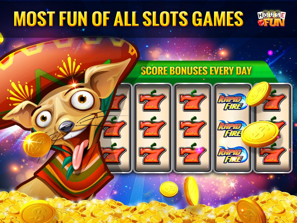House of Fun-Free Casino Slots Screenshot 3