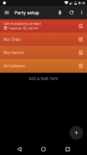 GTI - Tasks, Notes, To-Do List Screenshot