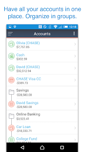 MoneyWiz 2 - Personal Finance- screenshot thumbnail