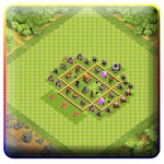 Guess Clash of Clans card Icon