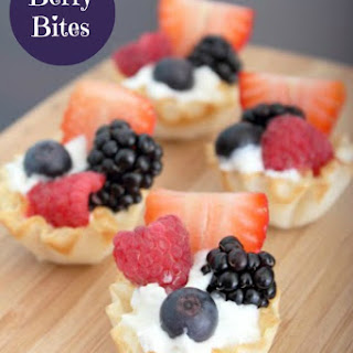 Easy and Delicious Berry Bites