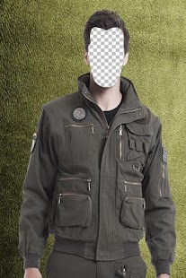 Army Photo Suit - screenshot