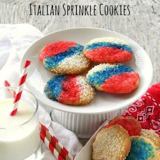 Italian Sprinkle Cookies Recipes