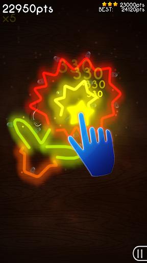 Neon Mania - screenshot