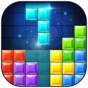 Brick Tetris Classic - Block Puzzle Game Icon