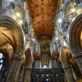 Scotish Church by Jani Novak - Buildings & Architecture Other Interior ( scotish church )