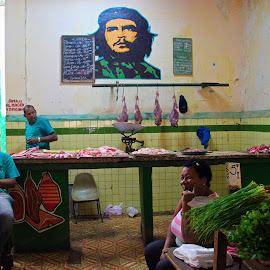 Cuban market by Artur Jose - People Professional People