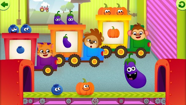 Funny Food Games For Toddlers! APK screenshot thumbnail 6