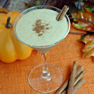 Pumpkin Martini Recipes