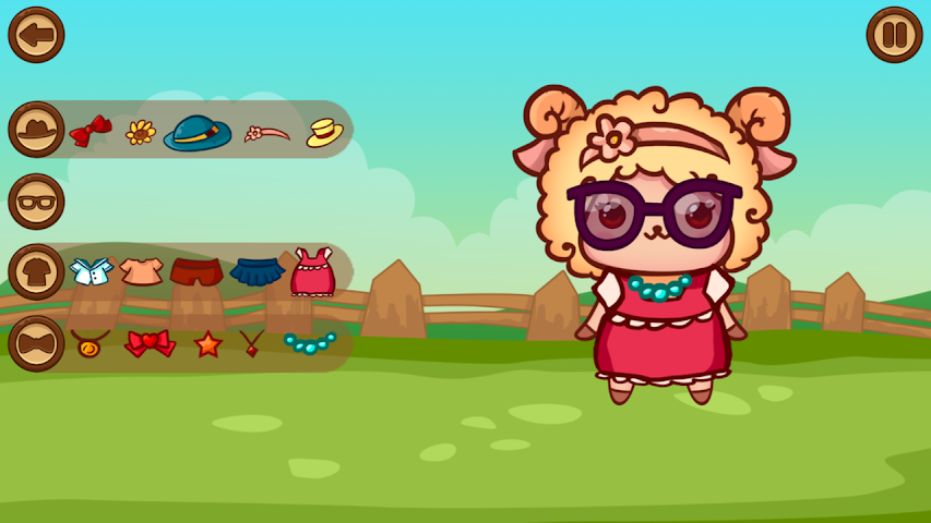android Farm Pet Salon - Animal Spa Screenshot 0