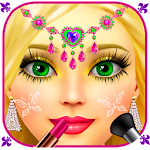 Princess Makeup Salon : Beauty Girls Icon