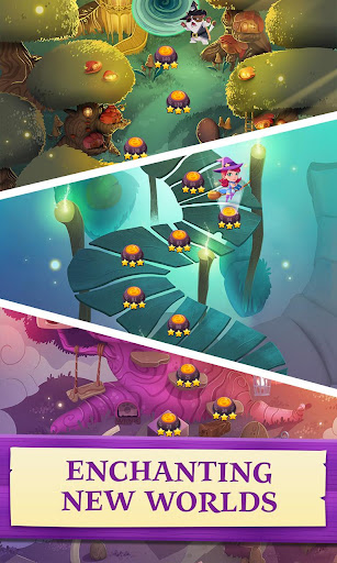 Bubble Witch 3 Saga screenshot 4