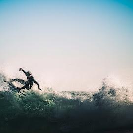 ninja by Jaime Gomez - Sports & Fitness Surfing
