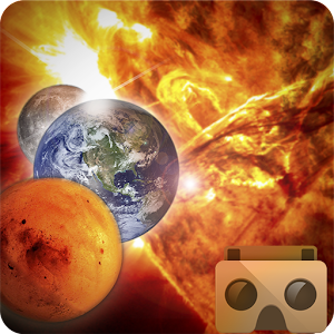 VR Solar System for Android