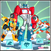 Guide Transformers Rescue Bots: Disaster Dash Icon